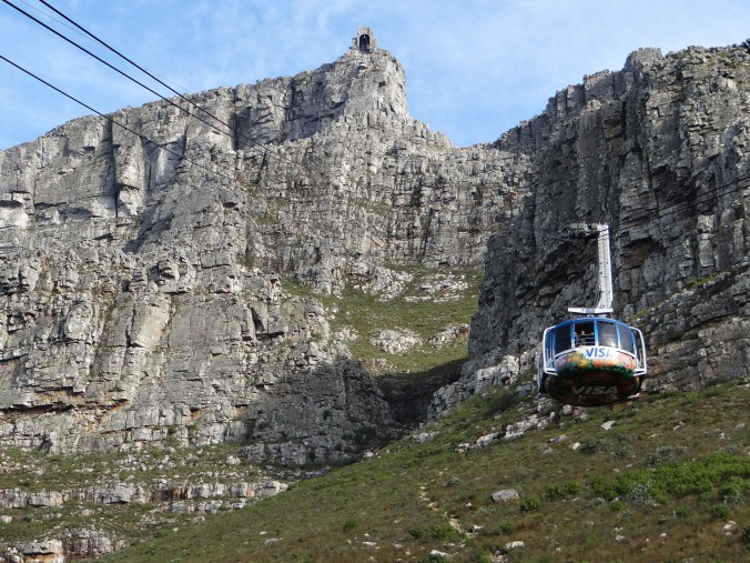 The Aerial Cable Car