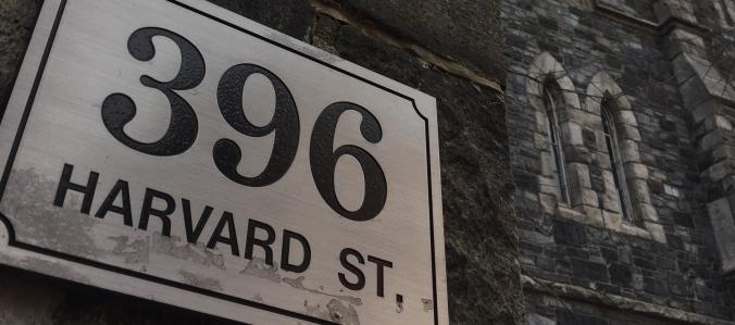 Harvard St